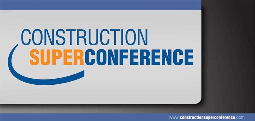 Animateur et paneliste à la Superconférence 2012 sur la construction